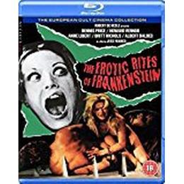 The Erotic Rites of Frankenstein [DVD] [Blu-ray] [Region Free]